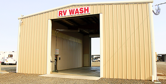 Eugene Rv Wash Eugene Rv Amp Boat Storage Eugene Oregon